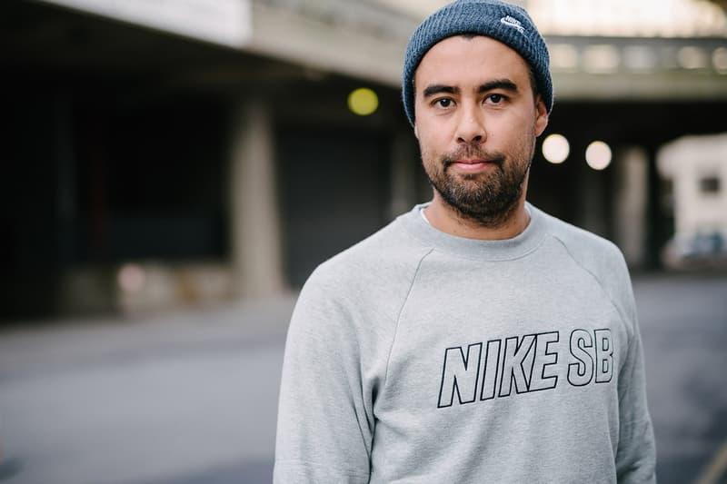 Ben G Nike SB Dunk Low Collab Teaser Eric koston