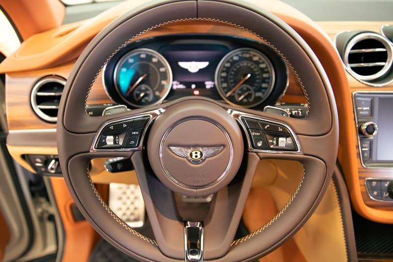 Bentley Bentayga Stetson Special Edition Info british luxury cars cowboy texas dallas leather cow hide mulliner hats american