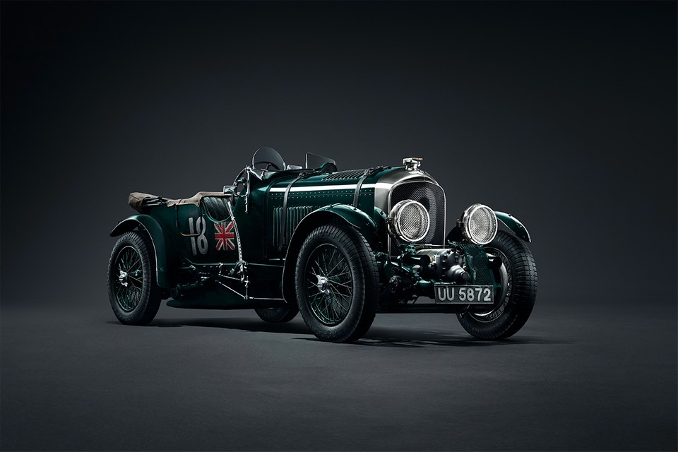 Bentley is Bringing Back its Vintage 1929 Blower