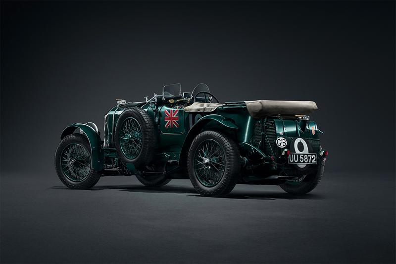 Bentley Vintage 1929 Blower Reproduction cars racers pre war luxury racing