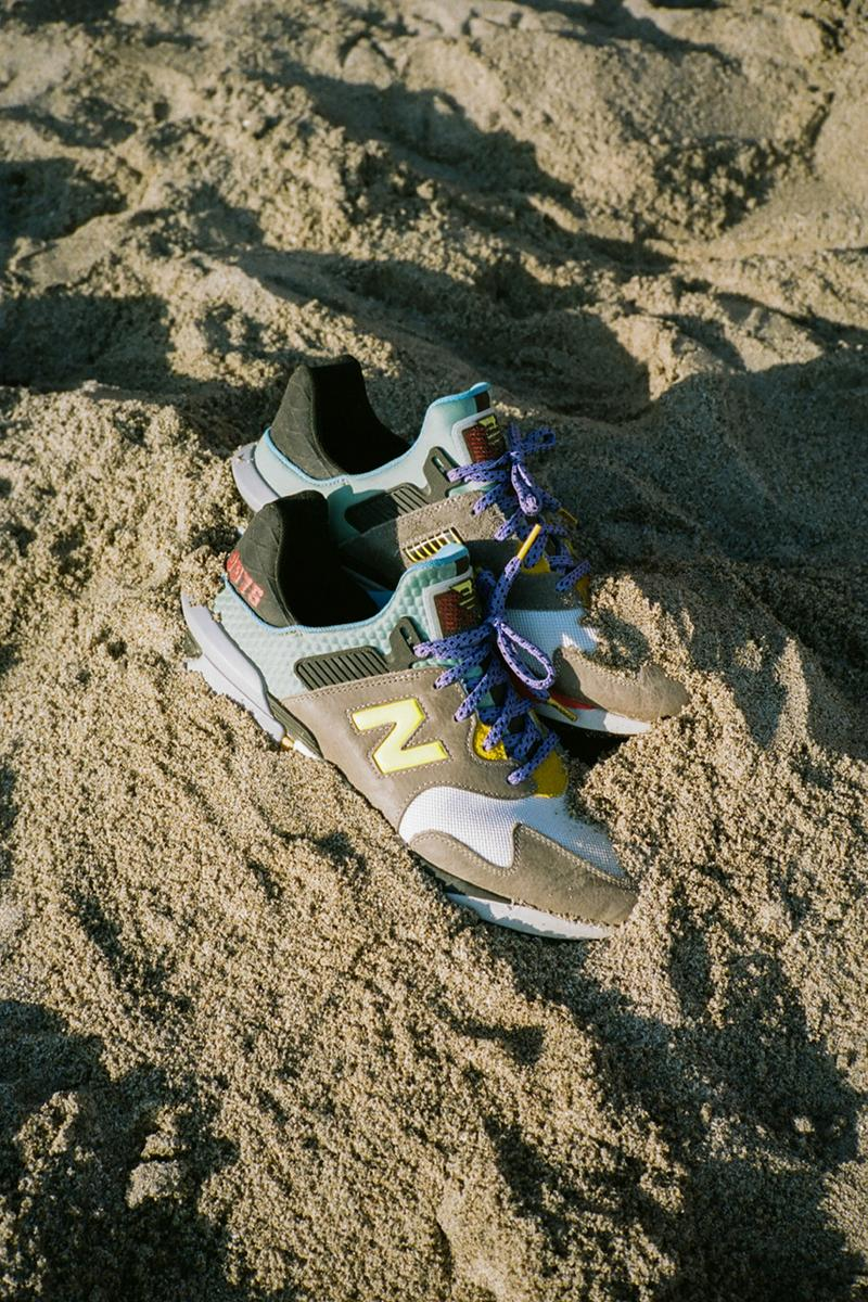 "Bodega x New Balance 997 997s ""NO BAD DAYS"" Editorial release date info september 22 24 28 2019 drop buy collaboration"