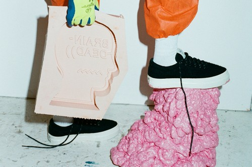 Brain Dead & Stepney Workers Club Channel Aldous Huxley With FW19 Collaboration