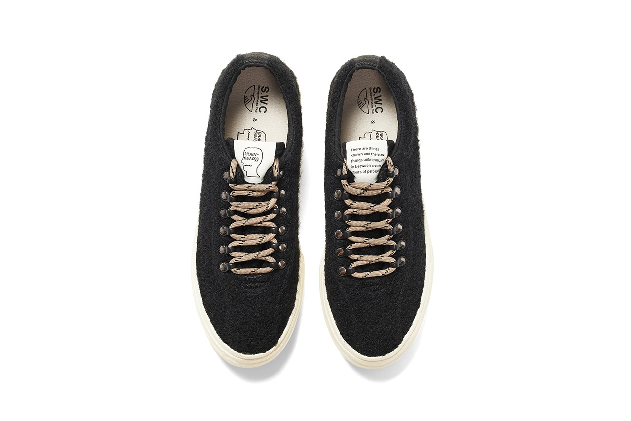 ブレイン デッド ステファニー ワーカーズ クラブstepney workers club vans dellow swc black aldous huxley buy cop purchase order release information first look buy cop purchase clay arlington goodhood london la los angeles