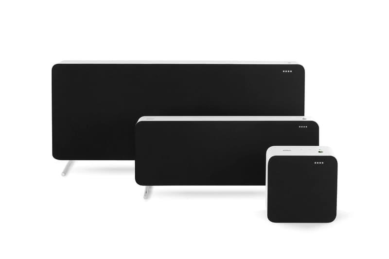 Braun New 2019 LE Speaker Range Unveil Buy Info Dieter Rams