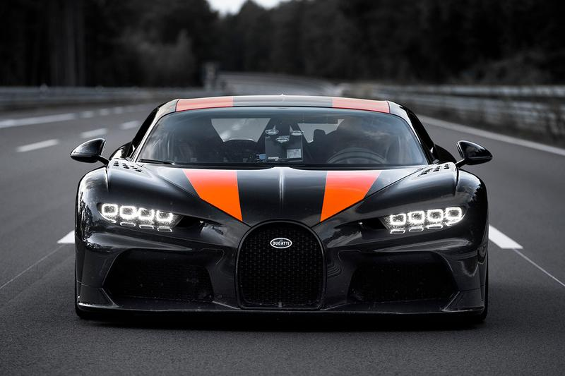 Bugatti Chiron 300MPH Prototype Speed Record Broken Ehra-Lessien Technical Inspection Association First Look Automotive Engineering Modified Tuned Racing