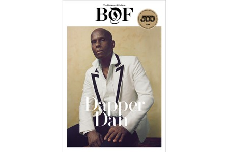 "Dapper Dan, Pierpaolo Piccioli & More Cover ""#BoF500"" Print Edition"