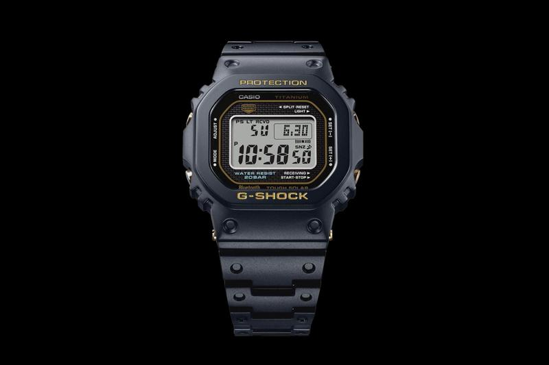 Casio G-Shock 5000 Series Titanium GMW-B5000TB