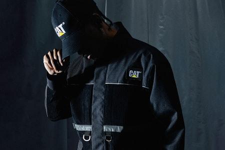 John Elliott and Caterpillar Explore High-Vis Workwear for FW19