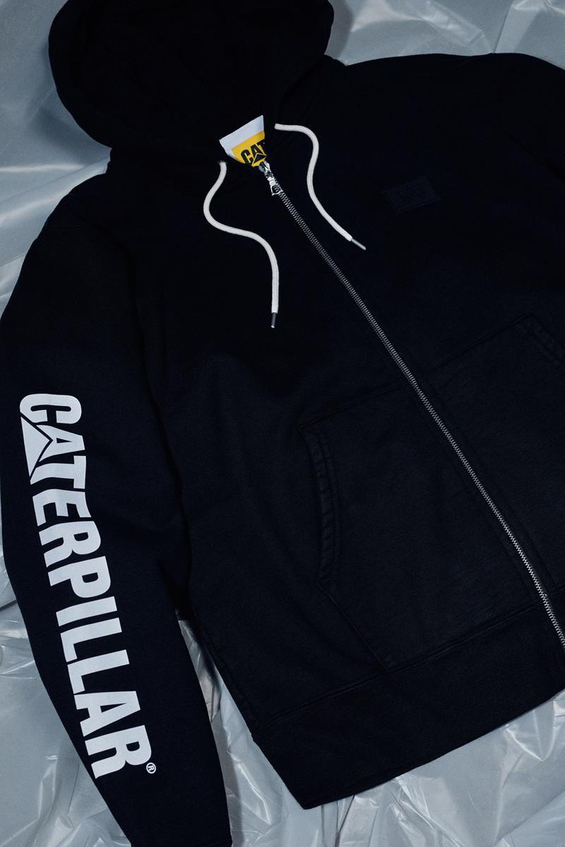 Caterpillar x John Elliott FW19 Capsule Collaboration collection lookbook buy drop release date info september 25 2019 fall winter