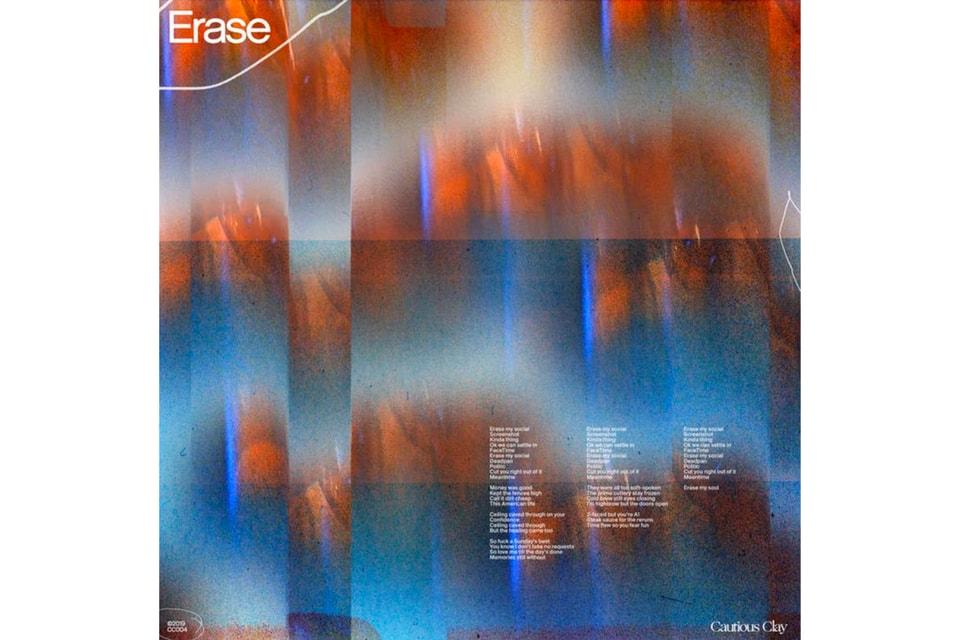 "Cautious Clay Shares Genre-Defying New Cut ""Erase"""
