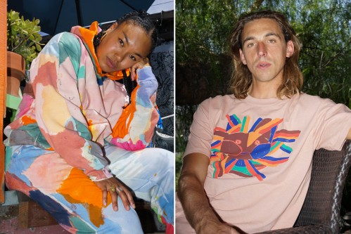 COME TEES Releases Vibrant Stained Glass-Inspired Capsule