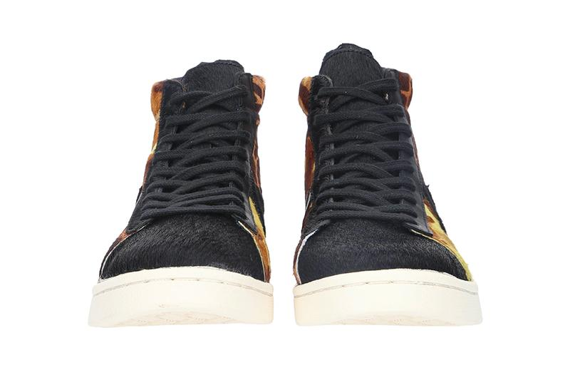 Converse Pro Leather Pony Hair Pack Release Info sneakers shoes luxury premium materials textile 165751C 165750C