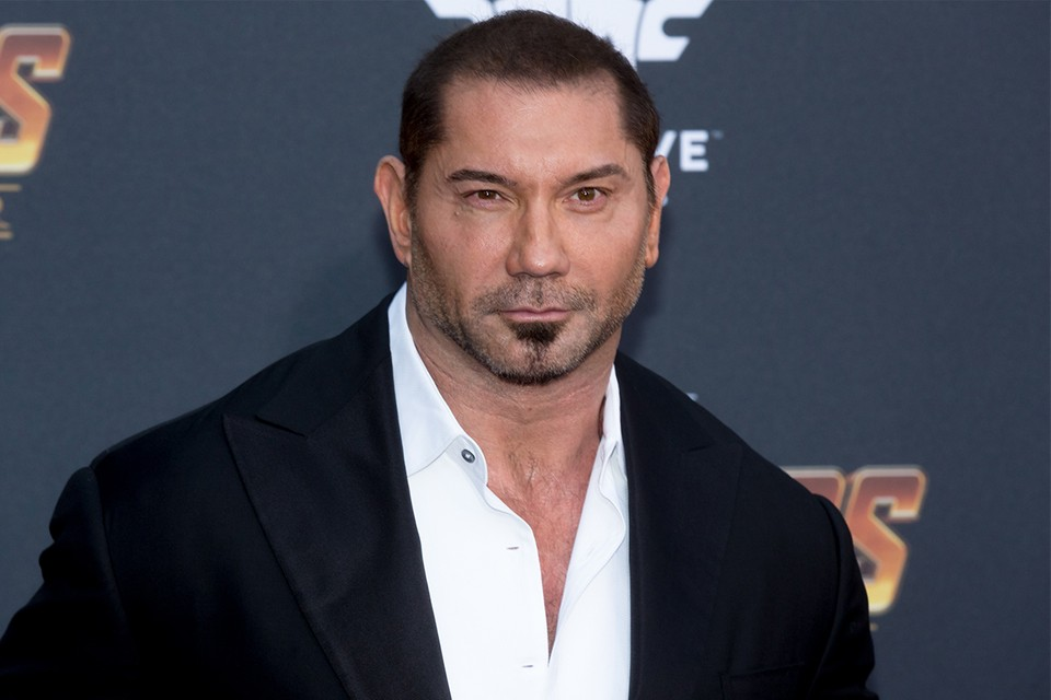 'Guardians of the Galaxy' Star Dave Bautista is Coming to 'Gears 5'