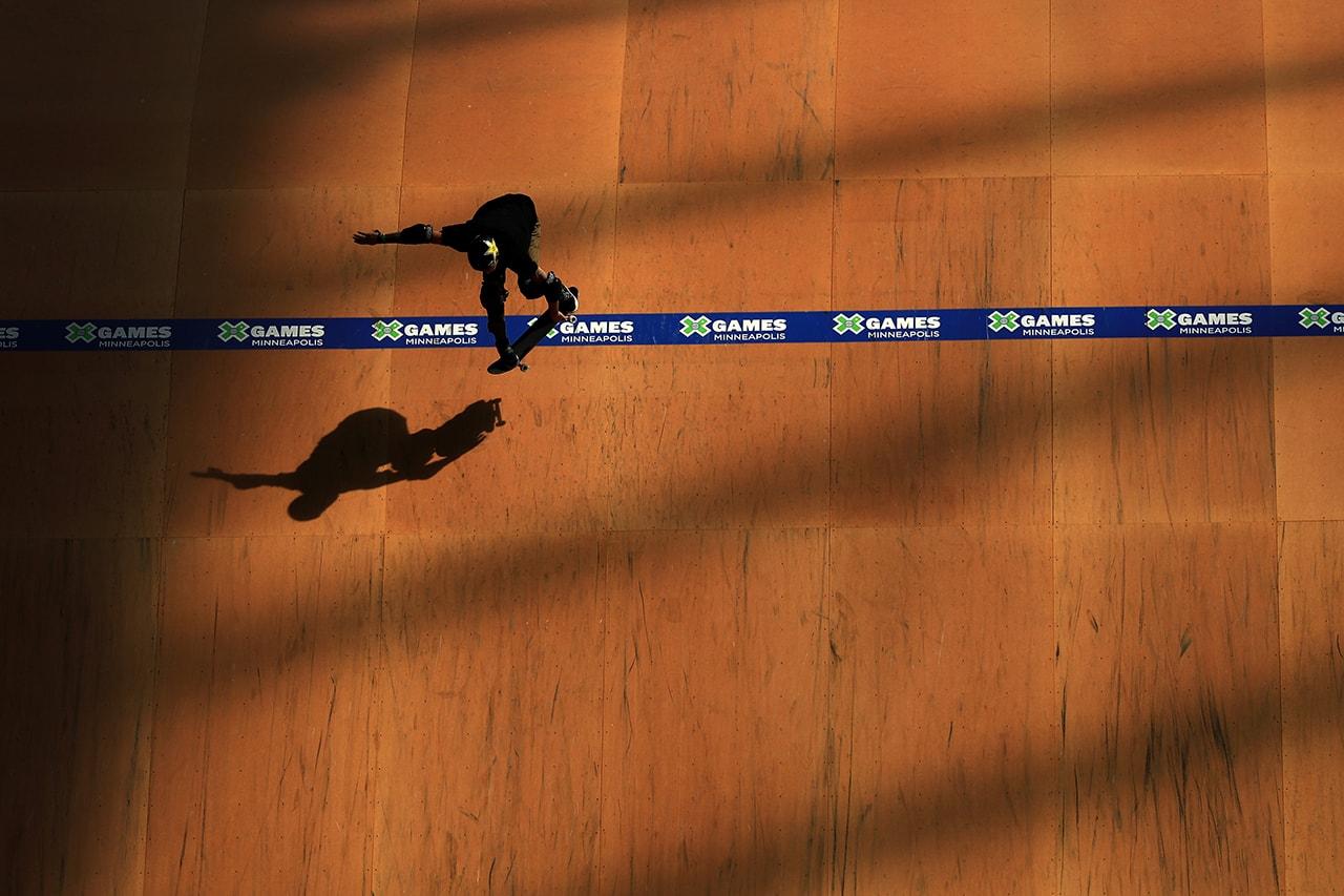 Vert Skateboarding Tony Hawk X Games 900 Street skating Tony Hawk's Pro Skater Elliot Sloan Halfpipe Bob Burnquist Pierre-Luc Gagnon Bucky Lasek Sandro Dias Andy MacDonald Nyjah Huston Jimmy Wilkins Clay Kreiner Mitchie Brusco Moto Shibata 1260 Alex Perelson Shaun White Sam Beckett