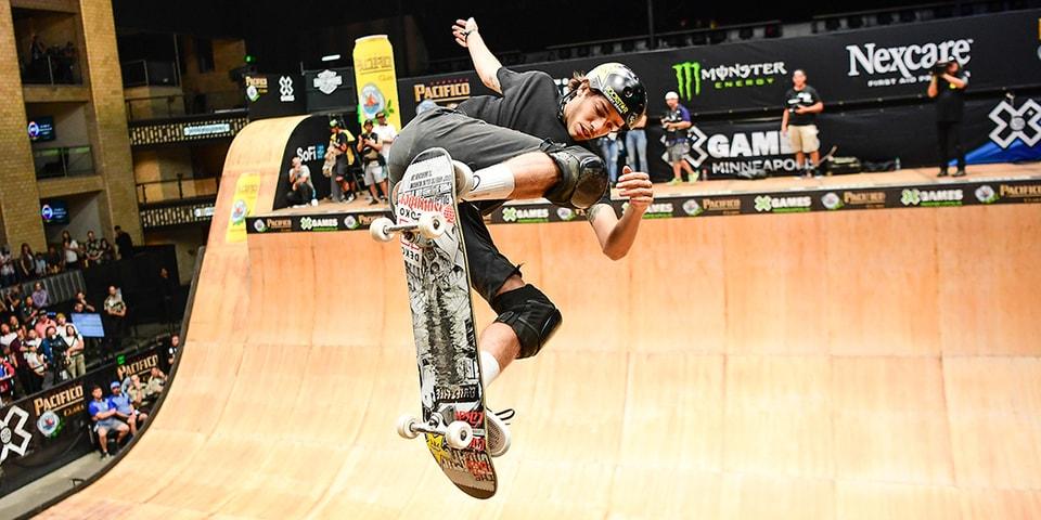 Are We Witnessing the Death of Vert Skateboarding?