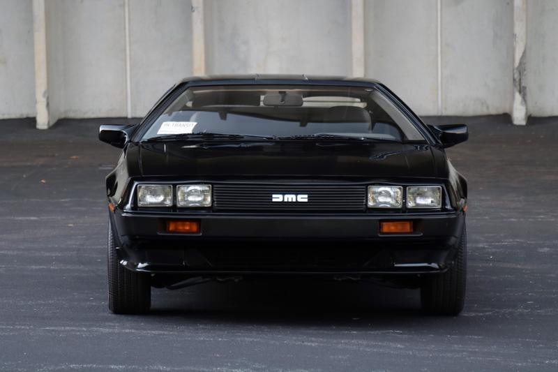 1981 DeLorean DMC-12 Gets Sold at Auction