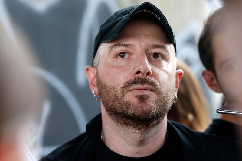 Demna Gvasalia Vetements Exit Announcement
