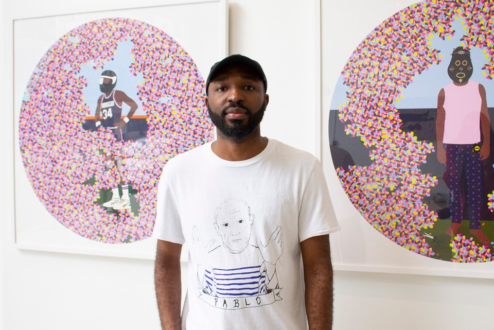 """Dennis Osadebe to Hold First Solo Exhibition in LA With """"Field of Dreams"""""""