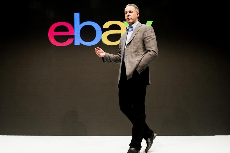 eBay CEO Devin Wenig Steps down from Company Paypal