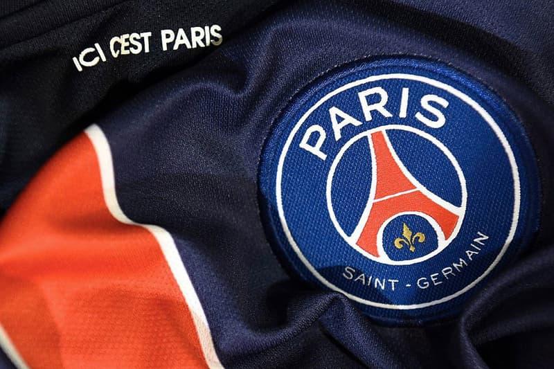 DJ Snake Unveils PSG Third Kit on Twitter paris saint germain football soccer jersey 2020