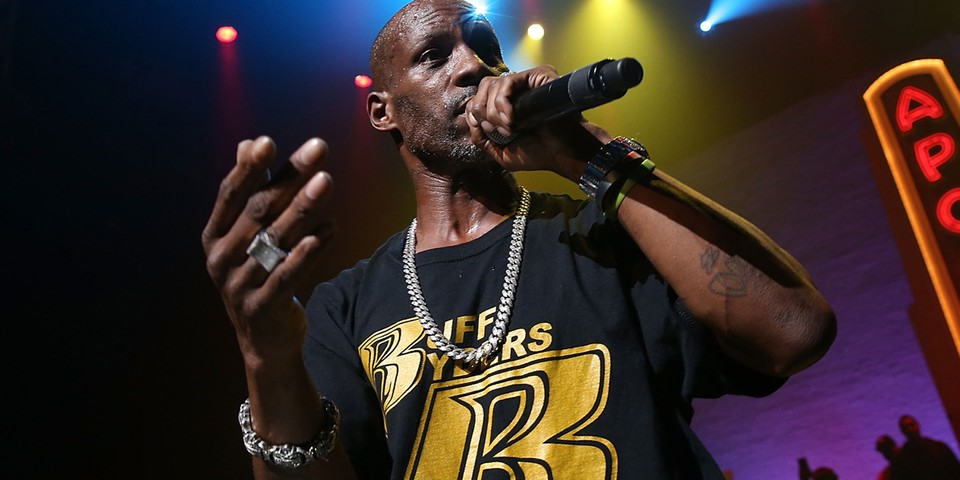 DMX Has Reportedly Signed a New Deal with Def Jam