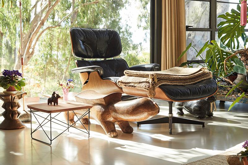 Classic Eames LTR Table Limited Edition Eucalyptus Wood Update Mid-Century Modern Design Furniture House California Harvest Vitra Herman Miller