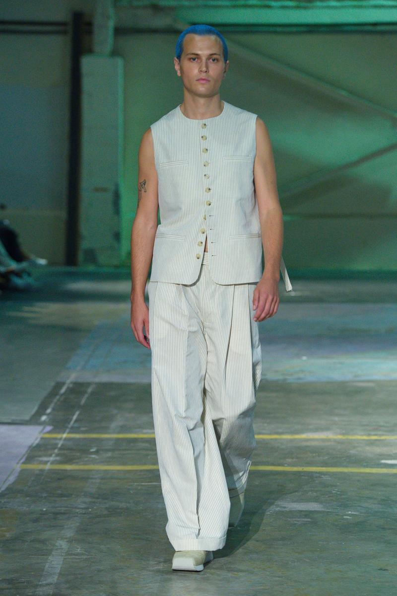 eckhaus latta spring summer 2020 ss20 runway show collection new york fashion week images