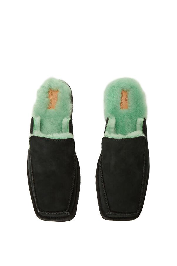 Eckhaus Latta UGG FW19 Block Boots, Slide Shoes collaboration fall winter 2019 runway collection price web store site buy mens womens