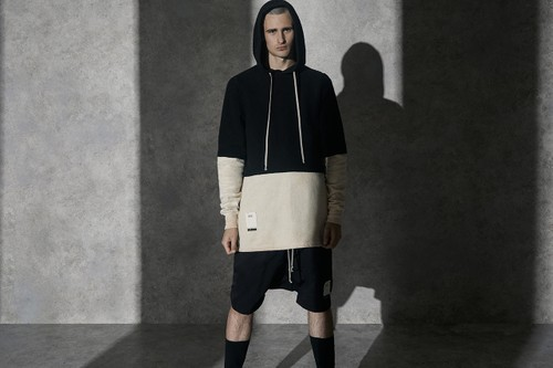 END. Reworks Rick Owens DRKSHDW Archival Pieces in New Capsule