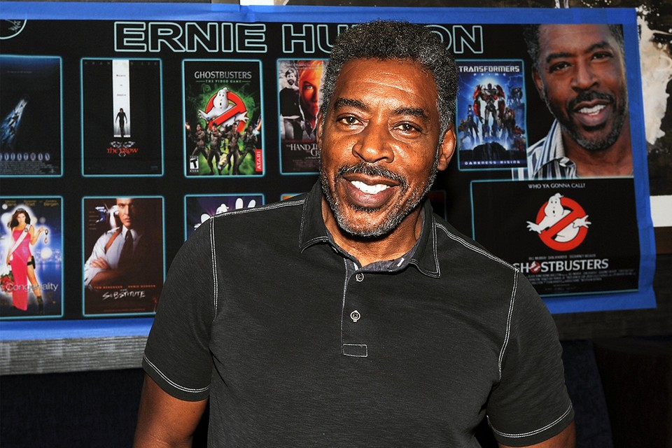 Ernie Hudson Will Reprise His Role as Winston Zeddemore in the 2020 'Ghostbusters'