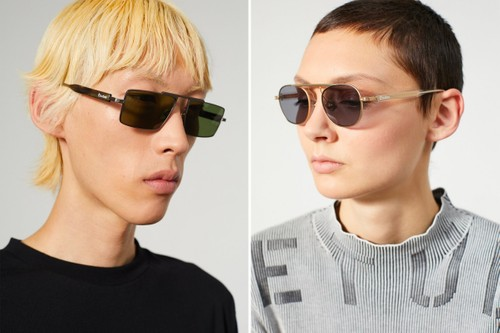 Études Debuts a Bevy of Geometric Eyewear for FW19