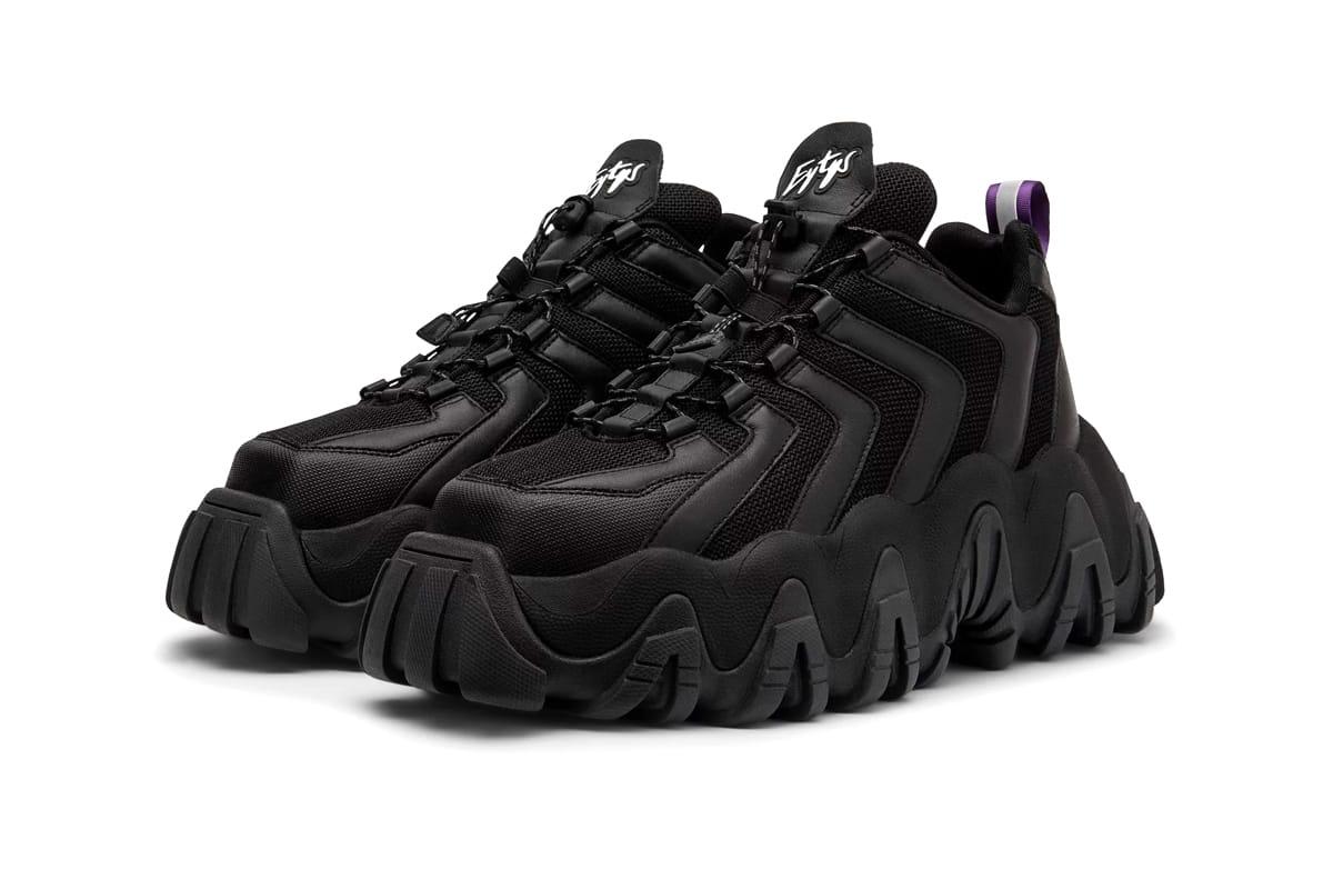 Eyty's Halo Sneaker Release | HYPEBEAST
