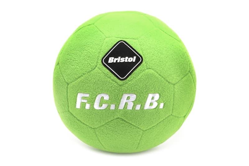 FC Real Bristol Soccer Ball Cushions pink neon black fuzzy soft sports hiroshi fujiwara sophnet  Hirofumi Kiyonaga FCRB accessories deign