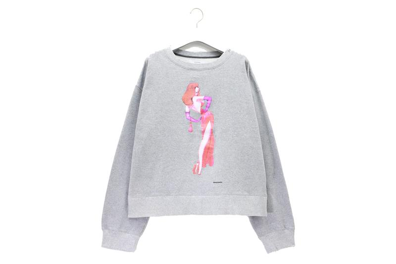 Disney x FACETASM Fall Winter 2019 Collection fw19 paris fasion week runway roger rabbit jessica tees t shirt sweatshirt turtleneck mock neck