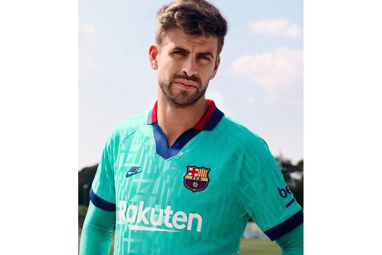 best service d311f 87b29 FC Barcelona x Nike 20th Anniversary Jersey | HYPEBEAST
