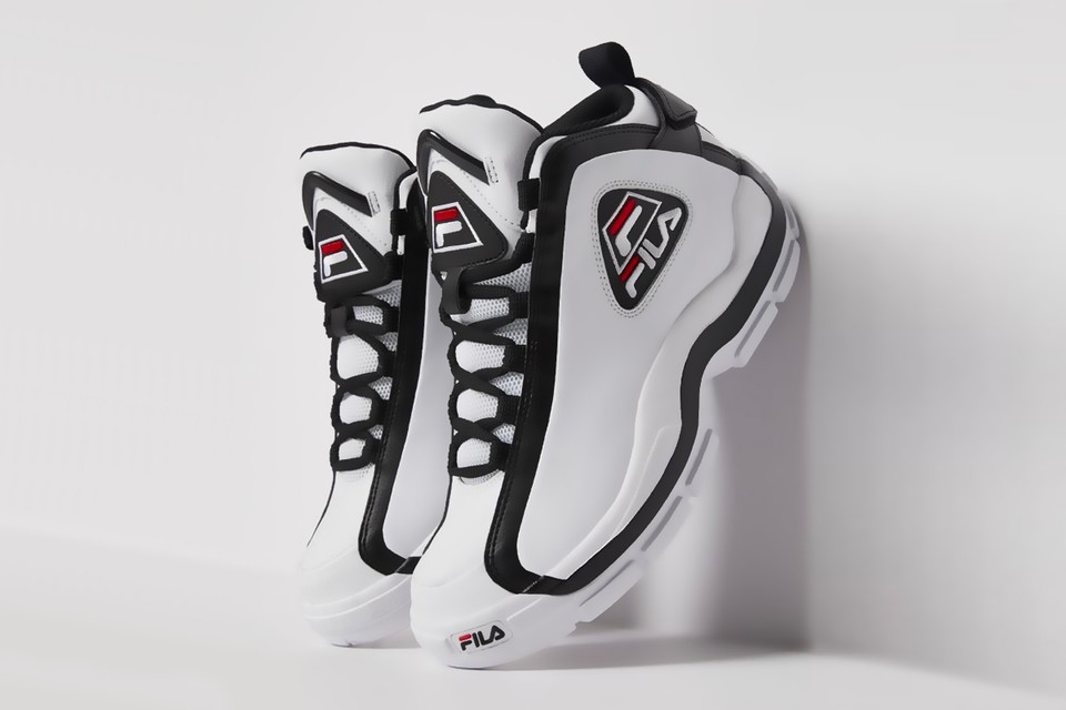 FILA Is Bringing Back the Classic Grant Hill 2 for 2019