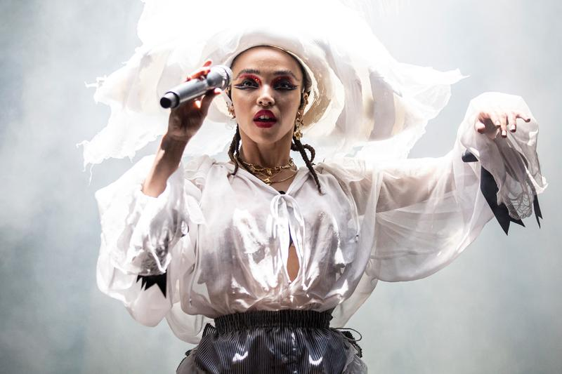 "FKA Twigs Announces 'Magdalene' Album announcement reveal Nicolas Jaar production Future verse I-D interview cover ""Cellophane"" single 'Lp1'"