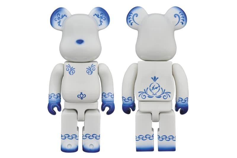 fragment design Medicom Toy Kutani Bearbrick Release