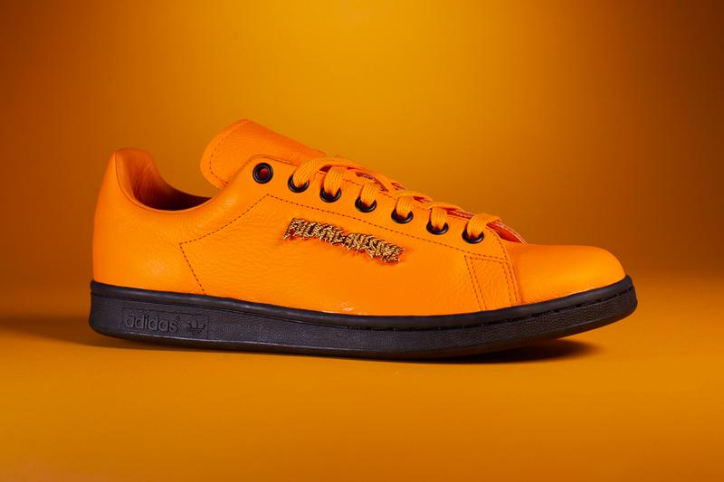 fucking awesome jason dill adidas originals skateboarding stan smith white Semi Solar Green Chalk Purple Lucky Orange claymation campaign video
