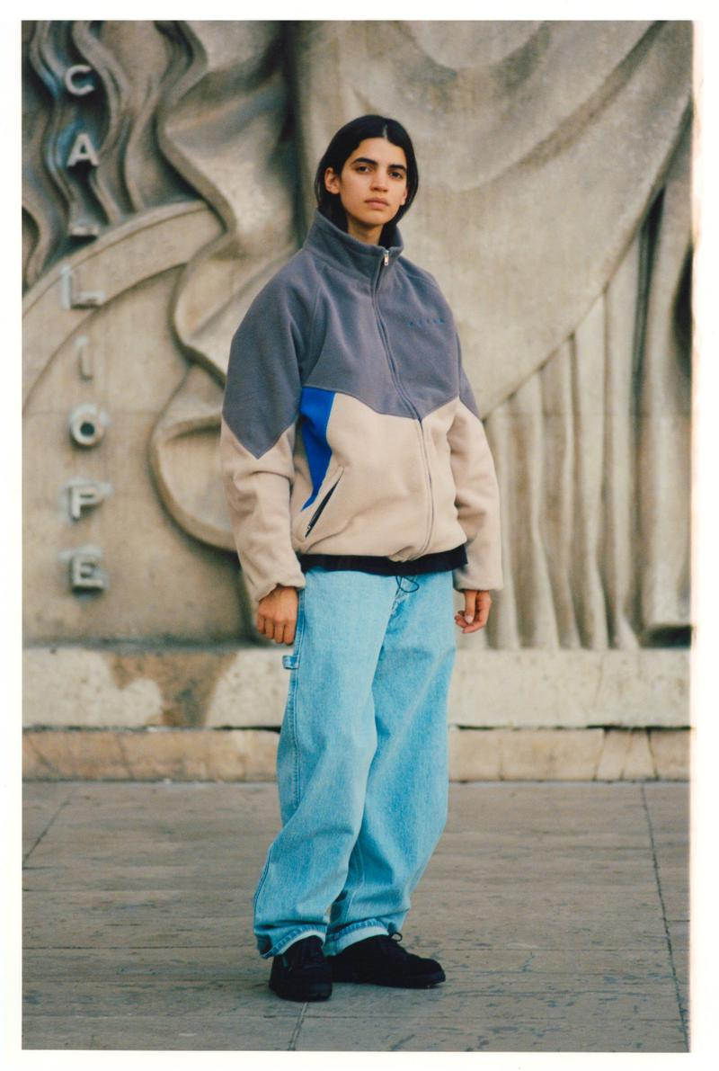 FUTUR Unisex Collection FW19 Lookbook Fall Winter 2019