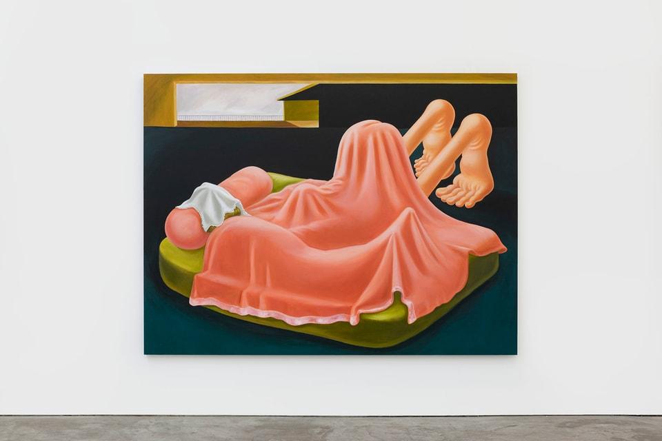 Gagosian's Group Exhibition Borders on the Surreal & Grotesque