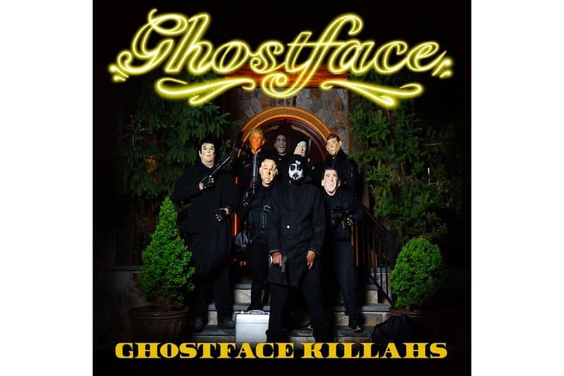 Ghostface Killah 'Ghostface Killahs' Album Stream listen now new york hip-hop rap NYC boom bap inspectah deck cappadonna method man sun god shawn wigs eamon masta killa harley solomon childs wu-tang clan spotify apple music