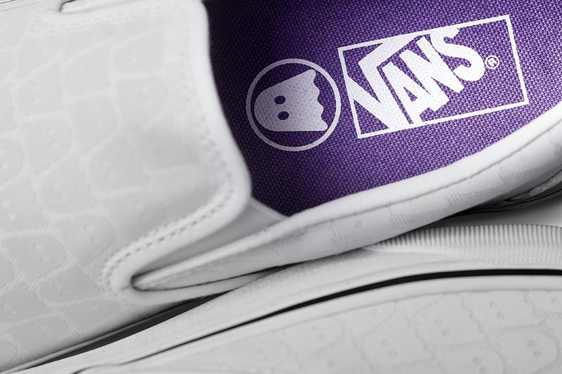 Ghostly International x Vans Slip-On, Sk8-Hi collaboration sneakers 20th anniversary drop release date info october 1 label colorway