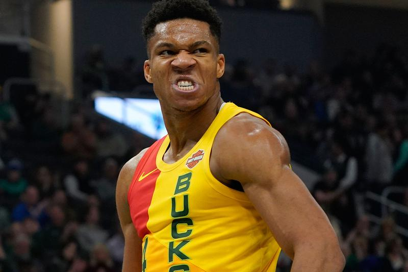 Giannis Antetokounmpo 247 million USD Supermax Extension Rumor nba basketball