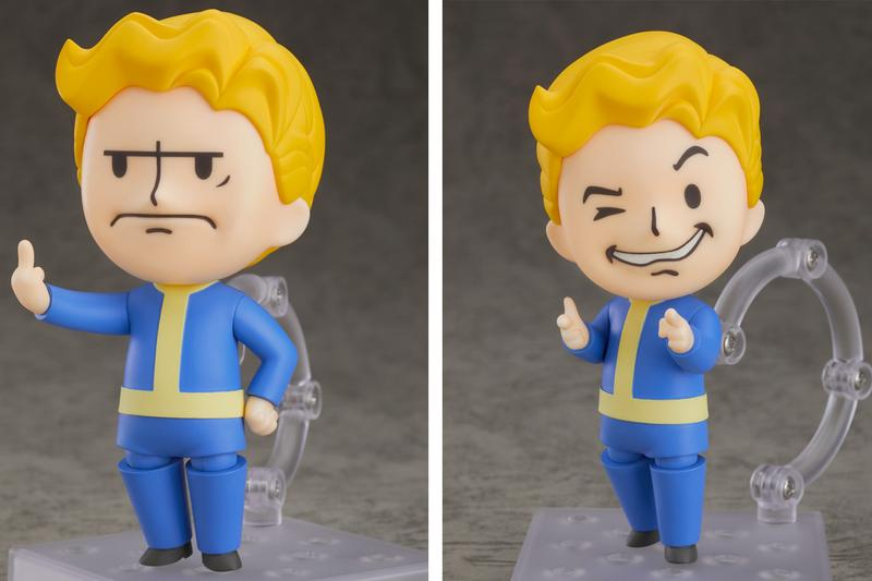Good Smile Company Fallout Nendoroid Vault Boy toy figure collectibles gaming video games