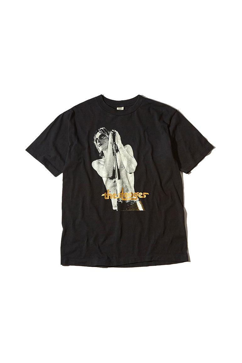 Goodhood x Teejerker x Image Club LTD Capsule Collection Collaboration T-Shirts Special Project Release Information Keith Morris Exhibition Vintage Band Tees Raymond Pettibon