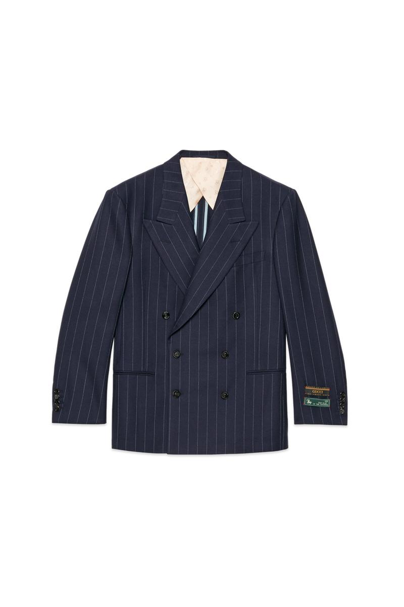 gucci saks exclusive collaboration fall winter 2019 collection new york windows installation takeover alessandro michele mens womens menswear womenswear accessories fragrance memoire dune odeur