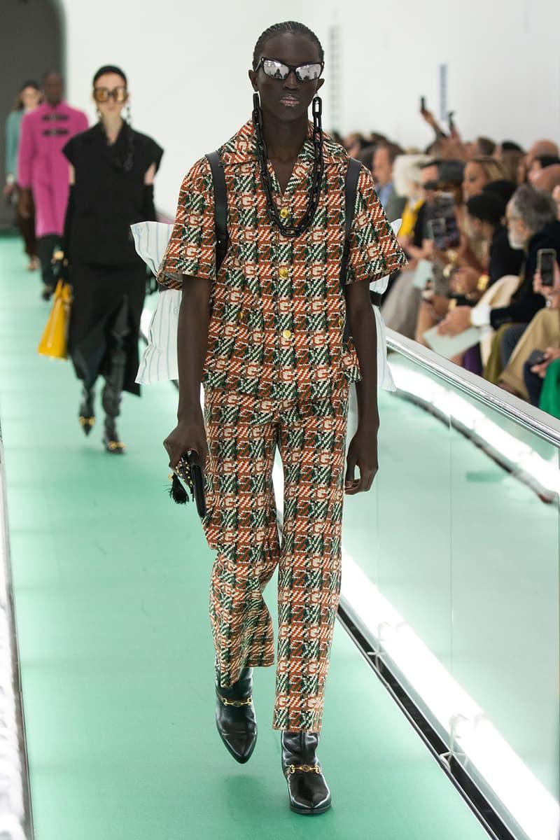 Gucci Spring Summer 2020 Milan Fashion Week Show Hypebeast