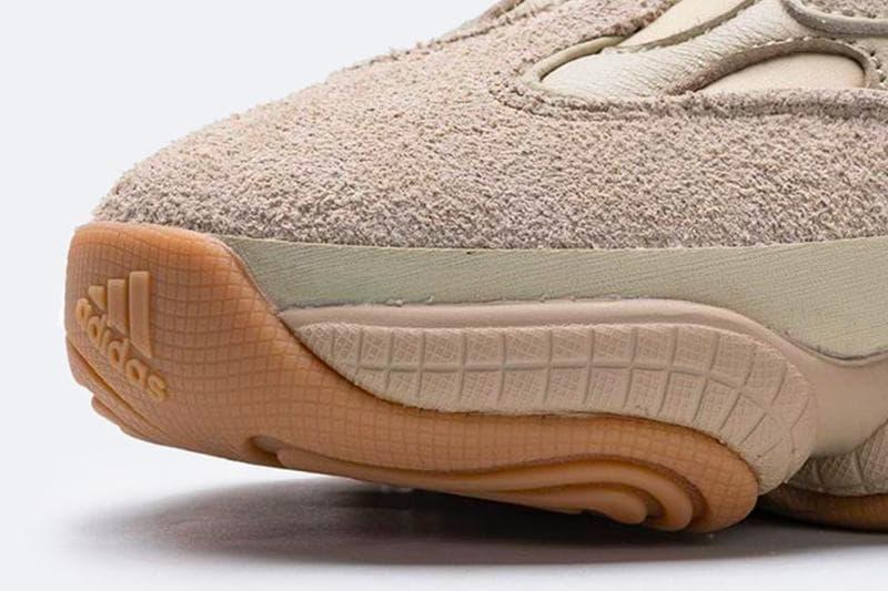 "adidas YEEZY 500 ""Stone"" sneaker where to buy price release 2019"