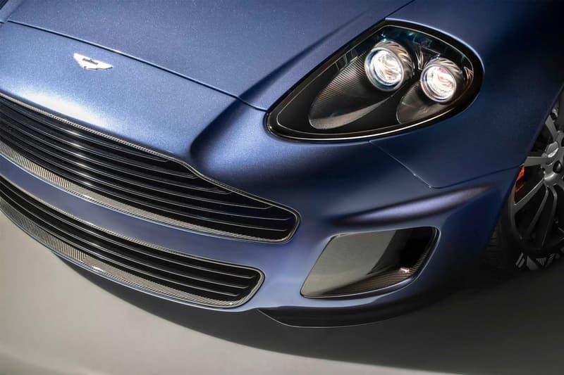 CALLUM Vanquish 25 Limited Edition Release Info aston martin jaguar ian callum designer cars racing motorsport